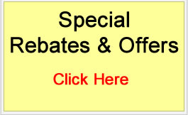 Special Rebates and Offers