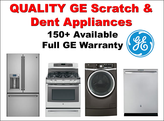 GE Scratch and Dent